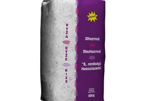 Hosszúszemű rizs 900g – B minőség