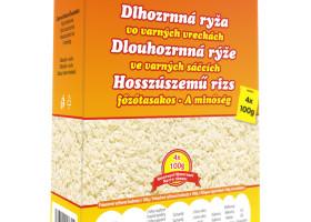 Hosszúszemű rizs főzőtasakos 400g – A minőségű