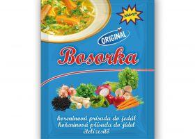 Bosorka ételízesítő 75g