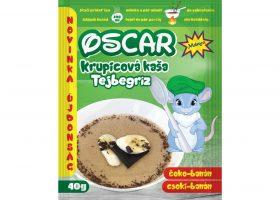 Tejbegríz OSCAR csoki-banán 40g