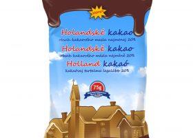 Holland kakaópor 75g