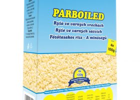 Parboiled rizs főzőtasakos 400g – A minőség